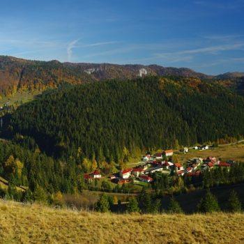 Dedinky a Palcmanská Maša z Dobšinského kopca