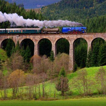 Viadukt pri Telgárte